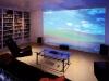 ricreare uno schermo su una parete libera