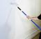 Applicazione a rullo della vernice per proiezione